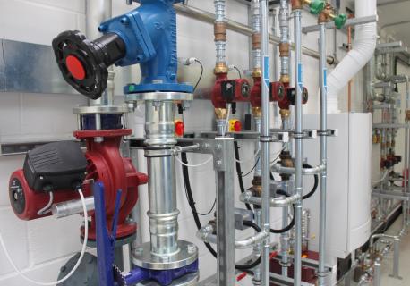 Boiler installation Woodford